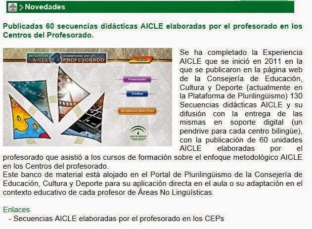 http://www.juntadeandalucia.es/educacion/webportal/web/portal-de-plurilinguismo/recursos-materiales/material-aicle/secuencias-aicle-elaboradas-por-el-profesorado-en-los-ceps