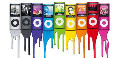 iPod nano Specs