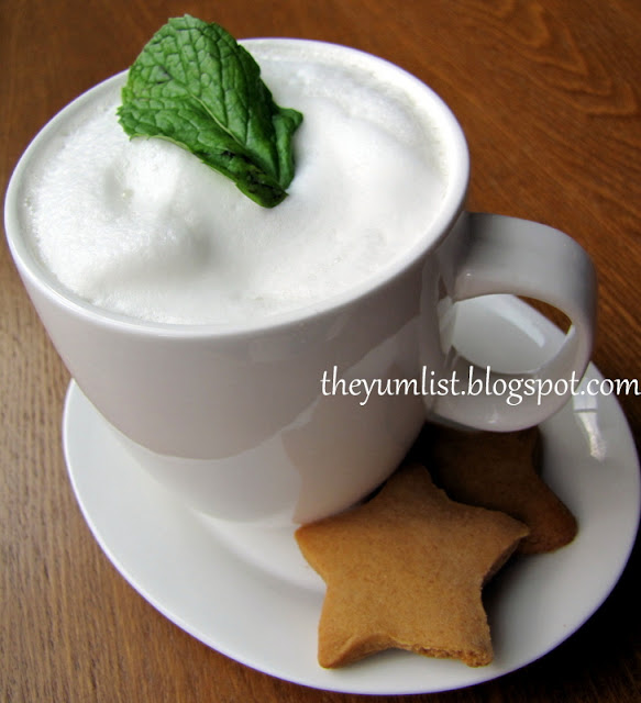 Delicious, Christmas Drinks, Desserts, Kuala Lumpur, Eastern and Oriental