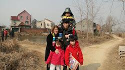 Huang Mei, Hubei, China