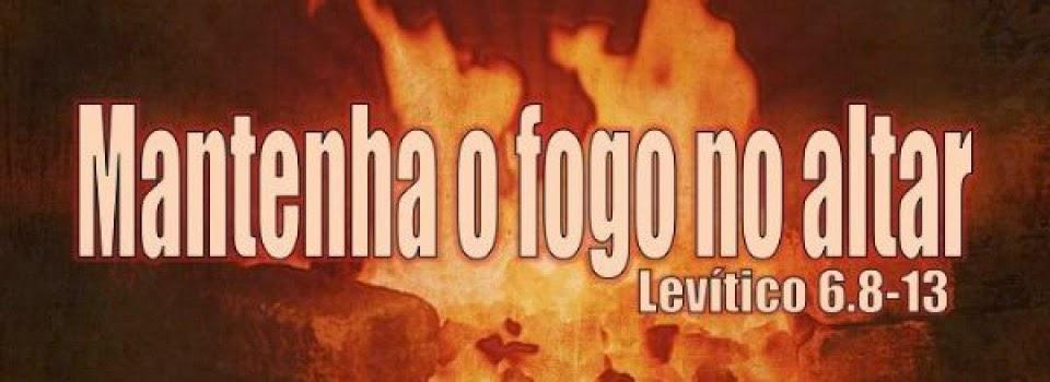 ADORADOR DE FOGO