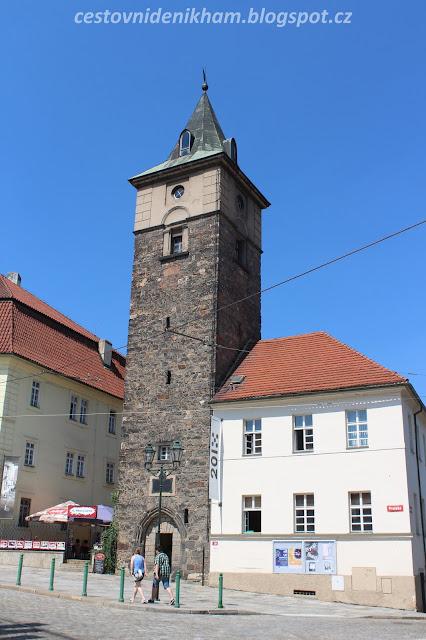 vodárenská věž // a water tower