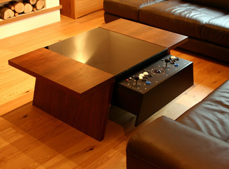 My Home Design: Modern Coffee table design 2011