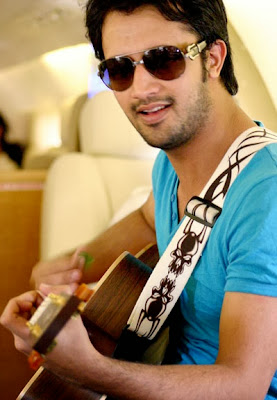 Atif Aslam nice look
