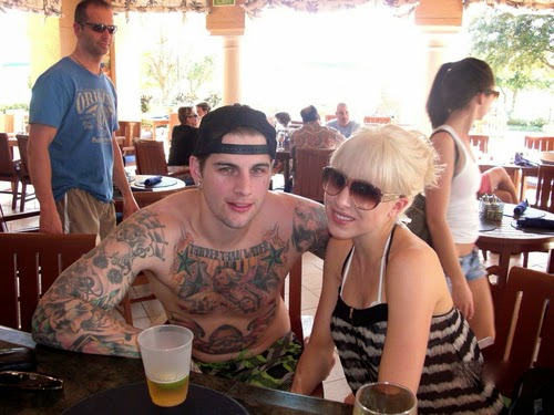 M Shadows Son M Shadows And His Son ...