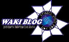 Waki Blog