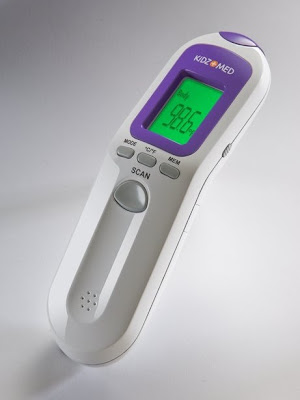 Kidz-Med VeraTemp Non-Contact Thermometer