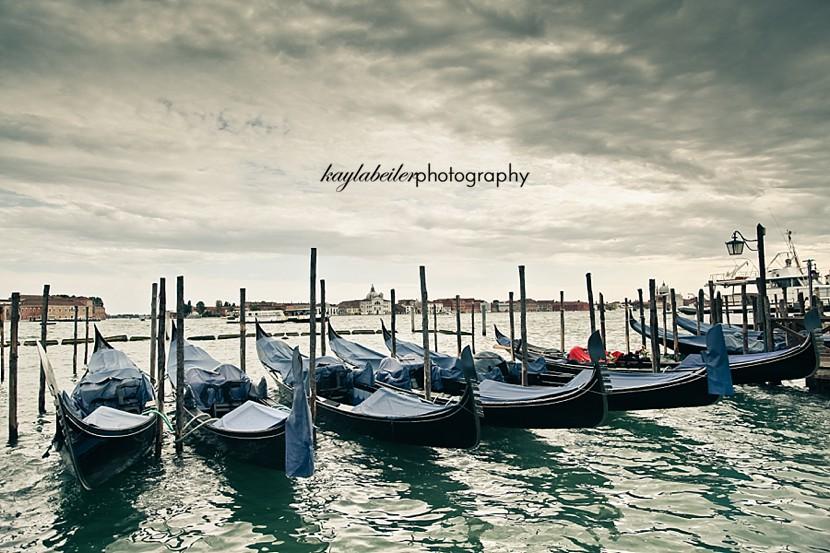 venice boats photo