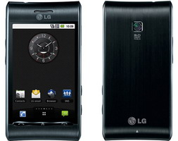 Android 2.1 firmware update for LG GT540 Optimus