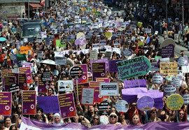 Mulheres protestam na Turquia