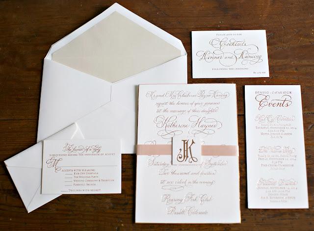 Custom Wedding Monogram