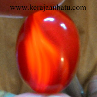 NATURAL RED CARNELIAN CHALCEDONY MOTIF KODE KB210