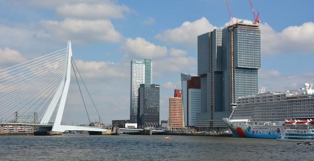 Norwegian Breakaway Rotterdam