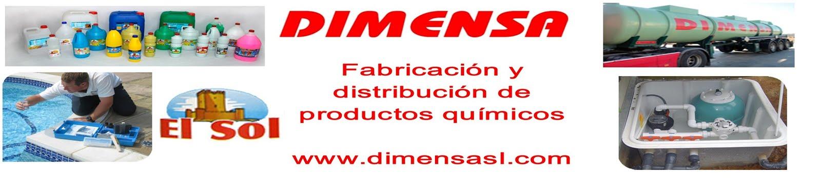 FABRICACION Y DISTRIBUCION DE PRODUCTOS QUIMICOS
