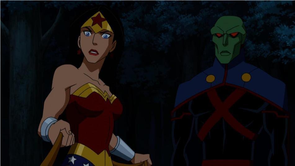 Esa premiere mundial se realizar  225  el 13 de Febrero en Nueva York    Superman Justice League Doom