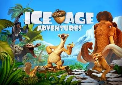 Gameloft and Fox Digital Entertainment Released the Ice Age Adventures Mobile Device Game