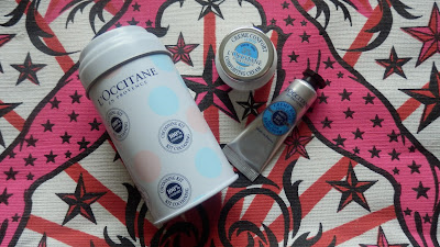 L'Occitane Freebie Jan 2016