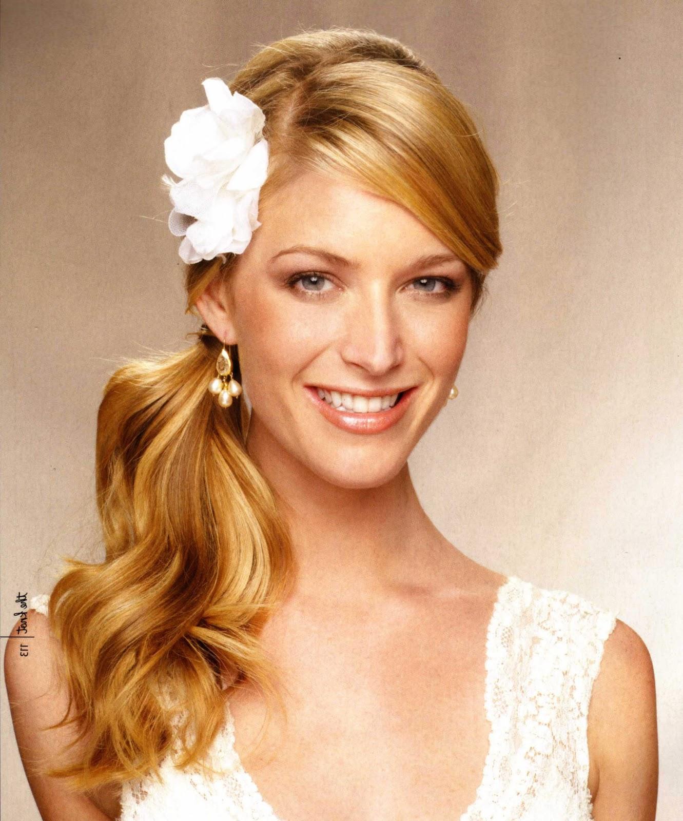 Más de 1000 ideas sobre Peinados De Novia Famosas en Pinterest  - Peinados Para Novias Famosas