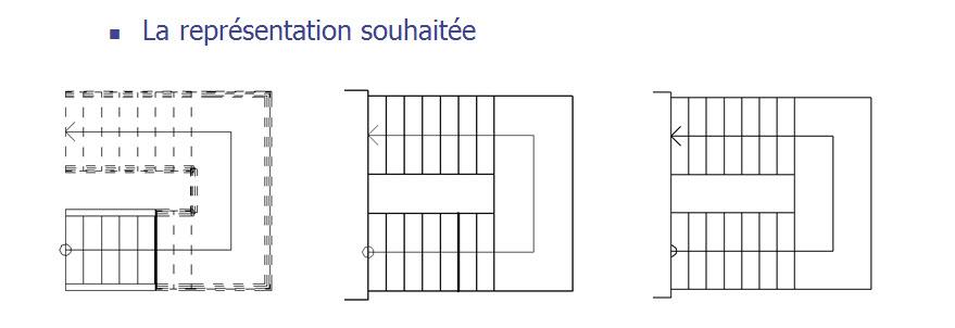 revitez nouveaut revit 2013 didacticiel repr sentez les escaliers sur trois niveaux. Black Bedroom Furniture Sets. Home Design Ideas