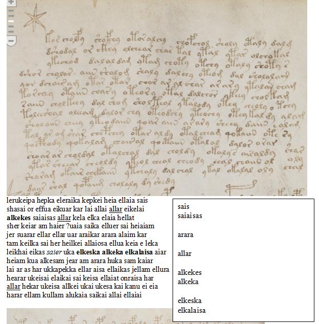 Unlocking The Voynich Manuscript The Sami Influence