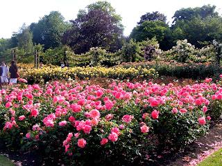 Regent Park, London