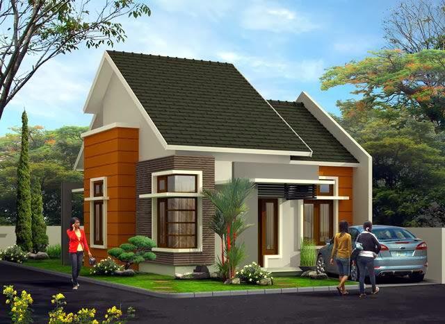 desain rumah modern hook