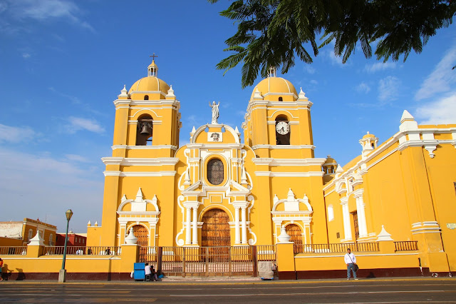 Beautiful Churches in Peru