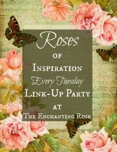 Roses of Inspiration Link-Up Party