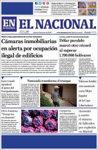 EL NACIONAL DIARIO DE VENEZUELA