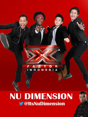 Download Lagu Nu Dimension - Supermassive Black Hole (X Factor Indonesia)