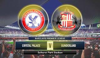 Crystal Palace vs Sunderland