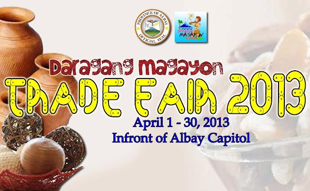 Byahero Daragang Magayon Festival 2013 Trade Fair