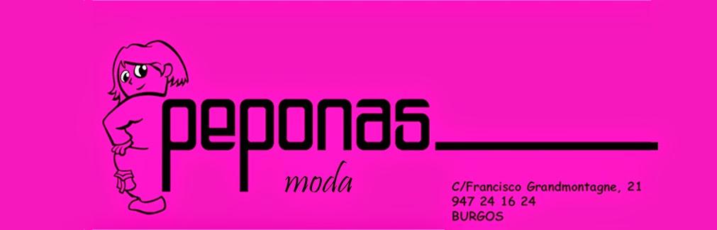 PEPONAS MODA