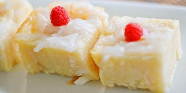 Resep Kue Singkong Manis Keju Susu