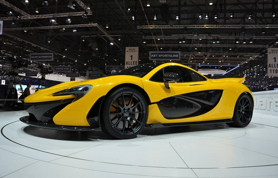 McLaren P1