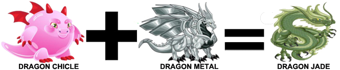 como sacar al dragon jade en dragon city combinacion 2