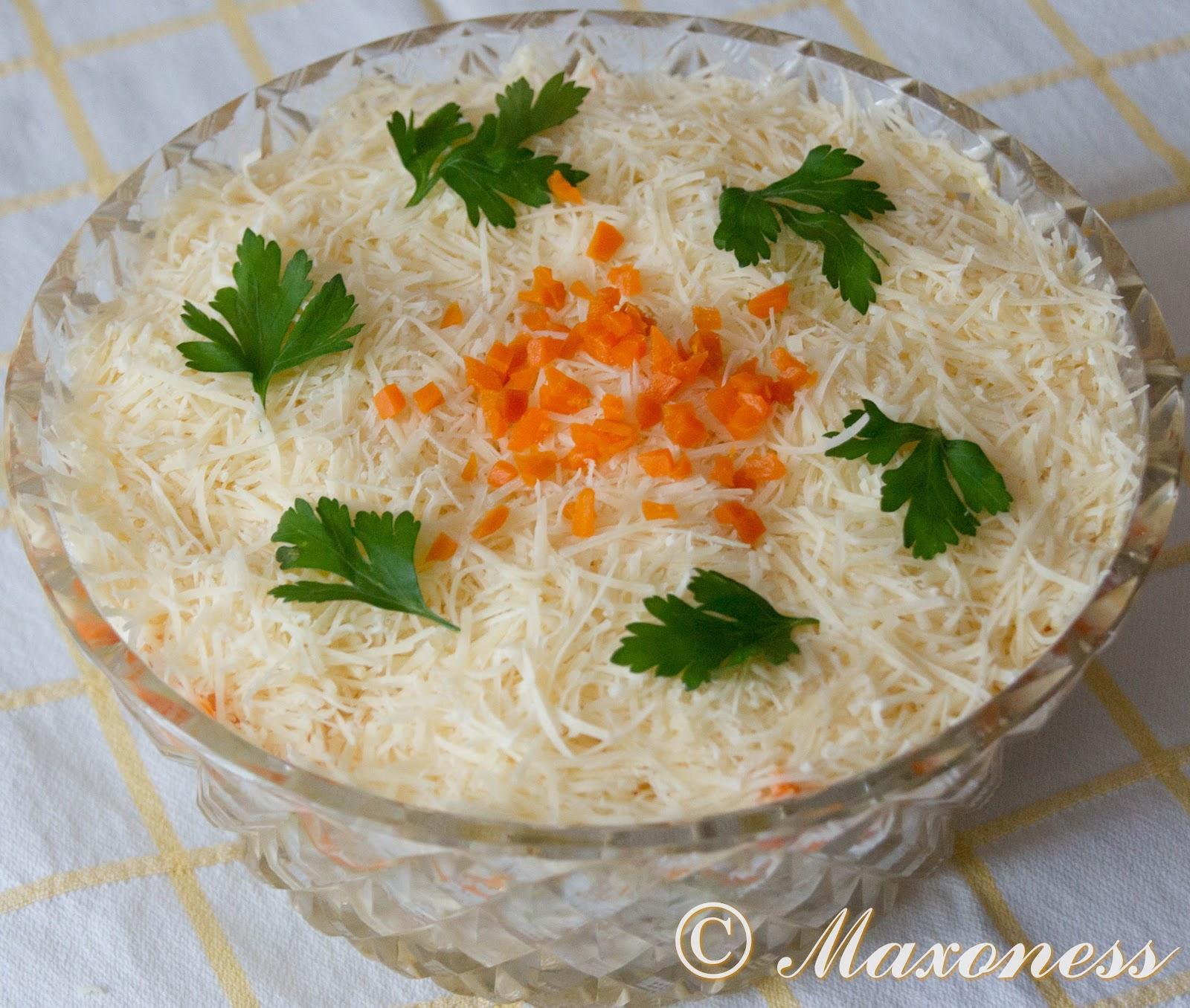 Салат с корейской морковью и копченой грудкой рецепт пошагово