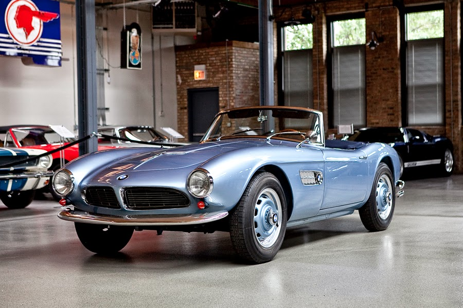 The History Of Bmw Roadsters Video Ebeasts Com