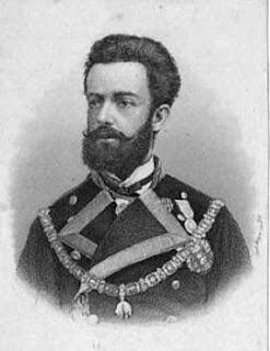 Amedeo de Savoie, roi d'Espagne, duc d'Aoste 1845-1890