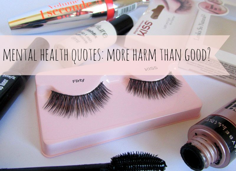 mental health quotes more harm than good