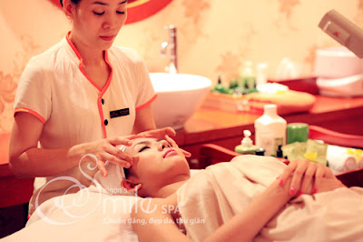 tri nam da tai saigon smile spa