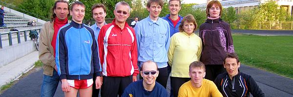 И сегодня славно побегали | Первый этап соревновательных забегов бегового клуба IRC на 1000 метров по стадиону | Итоги