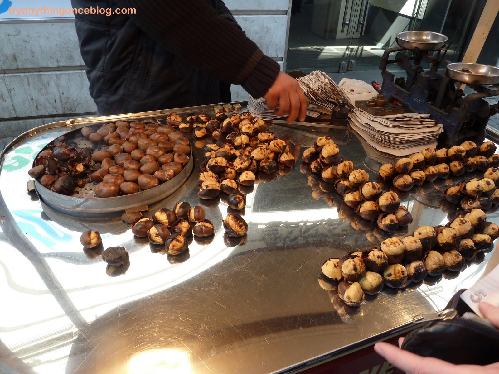 thesis introduction about street foods