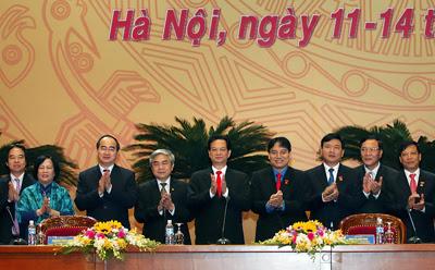 Thủ tướng cùng các Bộ trưởng đã dự và đối thoại trực tiếp với thanh niên tại Đại hội toàn quốc Đoàn Thanh niên cộng sản Hồ Chi Minh lần X