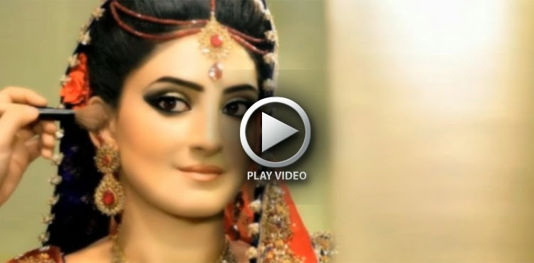 Pakistani Bridal Makeup Tutorial
