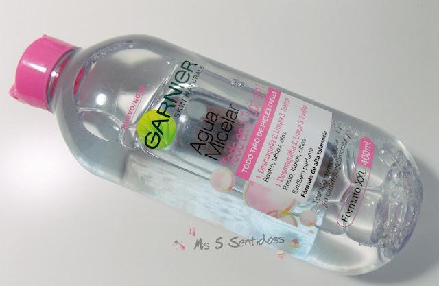 garniel agua micelar