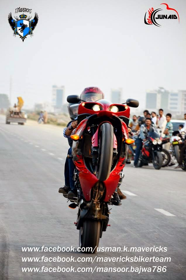 R1 wheeling