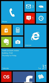 Fake Windows Phone 8 themes android