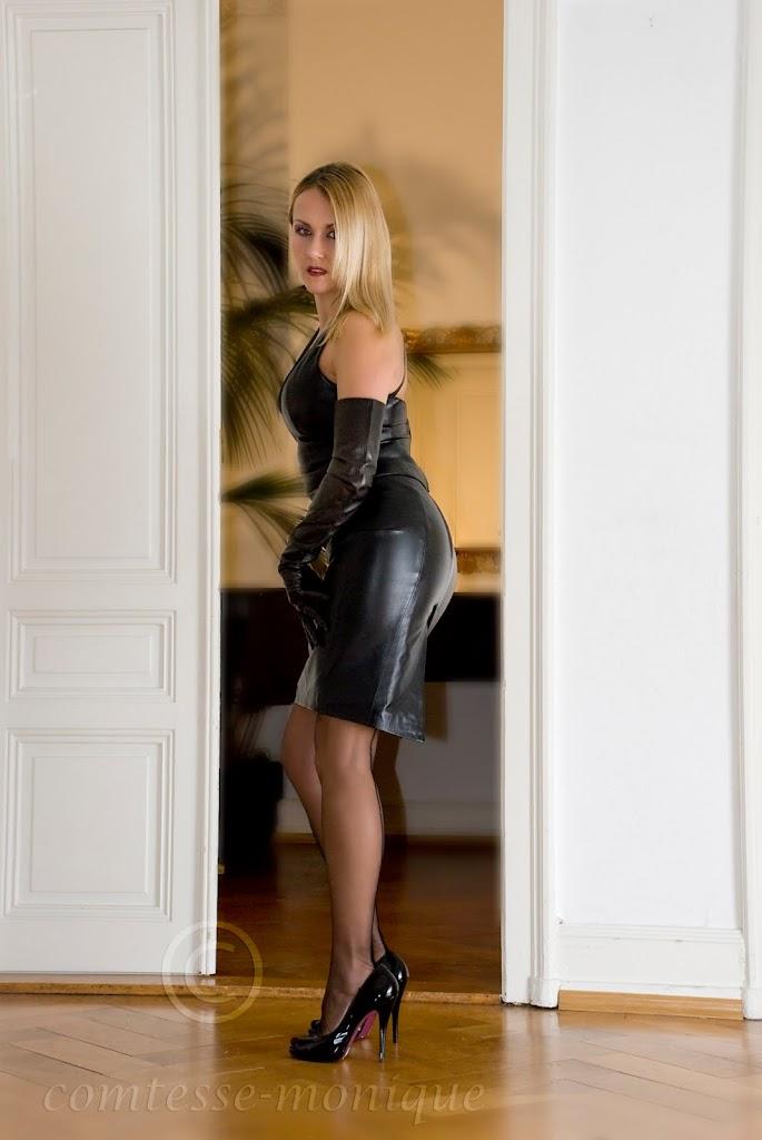 My celebrity comtesse monique leather 2 hq