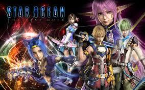 Star Ocean anunciado 1